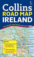 Ireland Road Map by Harper Collins Publishers