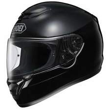Shoei Qwest Full Face Helmet Gloss Black Snell M2010 Free Size Exchanges