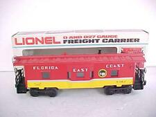 1980 Lionel Erie 6-9382 Bay Window Caboose FLORIDA EAST COAST in Box