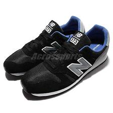 New Balance ML373GB D Black Grey Purple Mens Running Shoes Sneakers ML373GBD