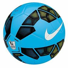 Nike English Premier League Pitch EPL Football Ball Size 5 Blue / Navy