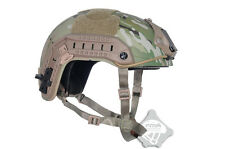 FMA Maritime Multicam Military Tactical Protective ABS Helmet airsoft paintball
