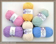 9,98€/3.5 oz West Yorkshire Spinners 100% Wool,Bluefaced Leicester DK