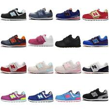 New Balance KV574 W Wide Kids Youth Running Shoes Sneakers Pick 1