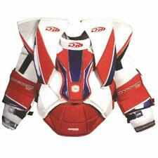 DR X6 hockey goalie chest pad and arm protector junior large