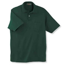 Pocket Polo Golf Shirt Jerzees 436MP, Adult, Hot Sports Colors, Cotton Blend