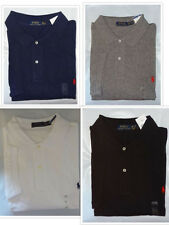 NEW Polo Ralph Lauren BIG & TALL Brand New With Tags SOLID MESH Polo Shirt
