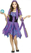 Girls Child GYPSY MAGIC Costume Fortune Teller Costume