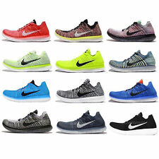 Nike Free RN Flyknit Run Mens Running Shoes Sneakers Trainers Runner Pick 1