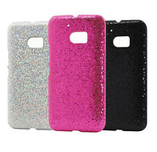 For HTC One M10 Bling Sparkle Glitter Hard case cover