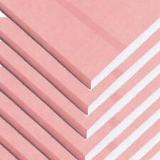 Knauf Plasterboard FIRE Panel Tapered Edge PACK DEAL 12.5mm 2400mm x 1200mm