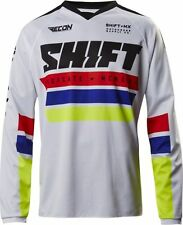 Shift Racing 2017 Mens Recon Phoenix Jersey White  MX Motocross ATV 17788-008
