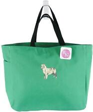 Australian Heeler Cattle Dog Tote Bag Shepherd Puppy Pet Monogram Get Green Now!