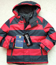 CHILD WINTER COAT ALL WEATHER JACKET 3 IN 1 JACKET CHEROKEE NWT sz 2T - 5T