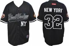 New York NY Black Yankees Legends S3 Mens Baseball Jersey