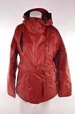 2012 NWT WOMENS HOLDEN BESSETTE JACKET $350 burnt henna peacoat cut