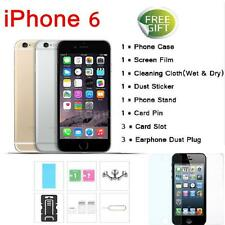 """4.7"""" Apple iPhone 6 16GB/64GB 4G LTE Factory Unlocked Touch ID Smartphone D7P9"""