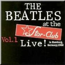 Live at Star Club 1962, Vol. 1 by The Beatles (CD, Sep-1991, Sony OOPS! MINT!!!!