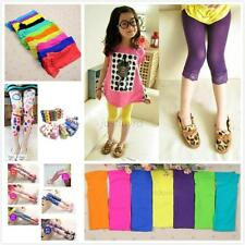 Toddler Kids Girl Velvet Leggings Skinny Ballet Stretch Cropped Pants/Stockings