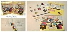 NEW 10 x Kids Activity Packs Wedding Birthday Party Event Favour Loot Bag Favors