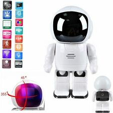 WiFi Wireless Pan/Tilt IP Camera Robot Home Security Network CCTV Night Vision
