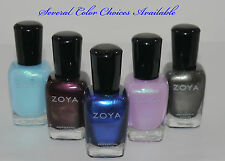 Zoya Professional Nail Lacquer Polish 0.5 oz **several color choices