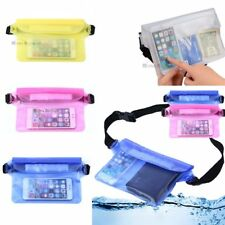Waterproof Bag Underwater Pouch Waist Pack Swimming Dry Case For Cell Phone