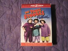 The Three Stooges Funniest Moments 2 DVD Pack