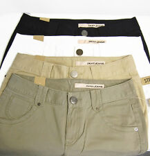 DKNY Jeans Women's Stretch Capri Jeans - Available In 4 Different Colors - NWT!!