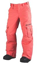 Gorgeous Girl's Billabong Beobble Coral Snow Pants. Size 10. NWT, RRP $129.99.