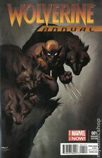 Wolverine (2014 5th Series) Annual #1B FN/VF 7.0