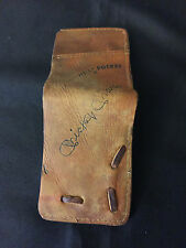 MICKEY MANTLE RAWLINGS LEATHER GLOVE WALLET