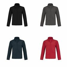 B&C Mens Two Layer Water Repellent Softshell Jacket