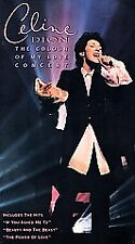 Celine Dion - The Colour of My Love Concert (VHS, 1995)
