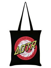 A Day To Remember Eyeball Black ADTR Tote Bag