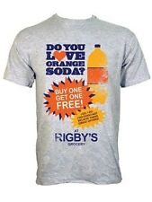 New Rigby's Grocery Store Men's Grey T-Shirt