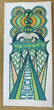 DISCO BISCUITS WASHINGTON D.C 2012 CONCERT POSTER TRIPP SILKSCREEN ORIGINAL