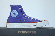 New All Star Converse Chucks Hi Washed 142629c Trainers Sz. 39 UK 6