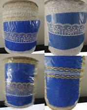 Wholesale 10/20/50/100yards embroidery lace ribbon colors can be selected