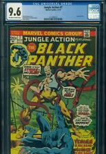JUNGLE ACTION BLACK PANTHER #7 CGC 9.6 NM+ SCARCE IN HIGH GRADE  Marvel Comics