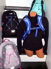 THE NORTH FACE BACKPACK SCHOOLBAG DAY PACK GYM BOOK BAG HIKING JESTER GIRL WOMEN