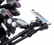 """Golf Trolley Helix Strap Mount + Dedicated Holder for iPhone 6 Plus 6s Plus 5.5"""""""