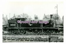 jp0053 - British Railways Engine 30060 at Bournemouth Central - photograph
