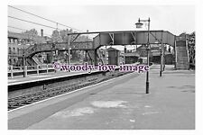 bb1125 - Bromley by Bow Railway Station , London in 1961 - photograph