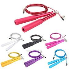 Metal Boxing/Gym/Jumping/Speed/Exercise/Fitness Jump Gym Skipping Rope Tools