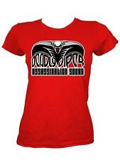 New Deadly Viper Ladies Red T-Shirt