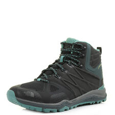 Womens The North Face Ultra Fastpack 2 Mid GTX Black Sea Hiking Shoes UK Size