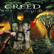 Creed - Weathered [CD New]