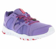 NEW Reebok Realflex Train RS 2.0 Shoes Women's Sport Shoes Trainers Violet WOW