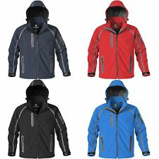 Stormtech H2Xtreme Mens Hooded Zip up Waterproof Bonded Shell Jacket /Coat